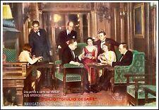 PUBBLICITA' DUILIO GIULIO CESARE NAVE N.G.I.LUSSO GIOCO CARTE A.TESTA  1930