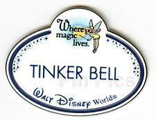 Disney WDW Cast Name Badge Where Magic Lives Pin