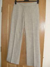 RAFAELLA Talla 8 Pantalones poly/rayón/spandex neutra W29 L31 elegante EasyWear Fab