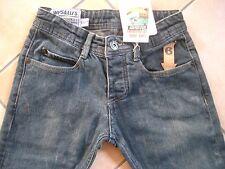 (c298) COOL Imps & Elfs Boys 6 Pocket Jeans Pantaloni Pantaloni lunghi cavallo basso FIT STONE SLAVATI gr.140