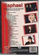 promo only DVD 70s 60's Mega Rare RAPHAEL canciones de sus peliculas AVE MARIA