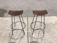 2 great stools mid century modern mccobb nelson umanoff
