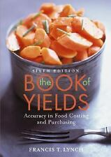 The Book of Yields, CD-ROM: Accuracy in Food Costing and Purchasing