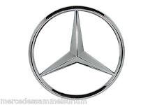 Mercedes Benz Original Cromo Estrellas para Parrilla r 170- SLK nuevo emb. orig.