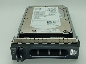 Dell PowerEdge 2950 2900 1900 1950 MD1000 300GB SAS Hard Drive with Tray HT953