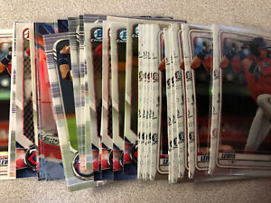 Royce Lewis 30 card lot with Rookies Minnesota Twins