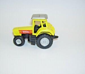 Vintage Yellow Tonka Farm Tractor