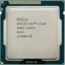 Intel Core i3-3220 3.3GHz 3MB 5GT/s SR0RG LGA1155 Fair Grade CPU Processor
