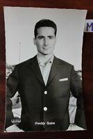 Postkarte Ansichtskarte Schauspieler FREDDY QUINN
