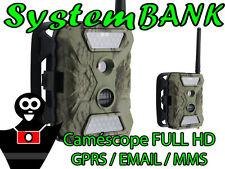 Caméscope Photo piège Stealth Trail Camera Phototrap FULL HD 1080p + GPRS + MMS
