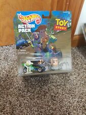 Hot Wheels toy story action pack