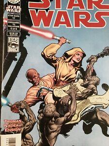 Star Wars 17 Dark Horse Comics 1st Quinlan Vos