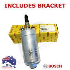 ✶ 2x Genuine BOSCH 044 Racing External Fuel Pump 0580254044 E85 + Bracket