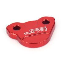 Red Rear Brake Reservoir Fluid Cover Cap For Honda CR125R CR250R CRF150R CRF250R