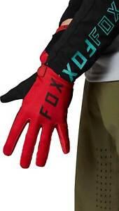 Fox Racing Ranger Gel Gloves - Mountain Bike MTB XC BMX Mens Gear Touch Screen