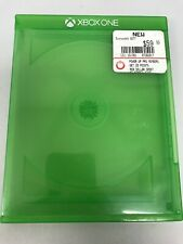 4X Original Microsoft XBox One Replacement Game Cases - NO GAME INCLUDED