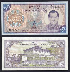 Bhutan 10 ngultrum 2000 FDS/UNC  A-04