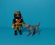 Playmobil Special Knights / Ritter ~ Wolfskrieger / Warrior with Wolf (4644)