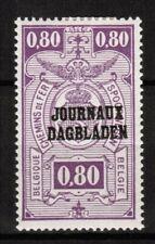 Timbres pour Journaux, JO 24 Type I, neuf avec charnière *, Val COB 1,00 EUR