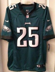 Nike Eagles Football Jersey   MSRP  $150     Men's   L  XL