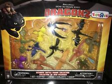 How to Train a Dragons 2 Ultimate Battle Figure Collection New
