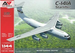 A&A Models 4402 1:144th scale Lockheed C-141A Starlifter