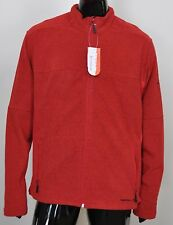 Merrell Men's Fractal Full Zip Jacket Red Extra Large (XL) New