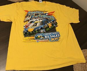Experience The Excitement New Hampshire Motor Speedway Tee