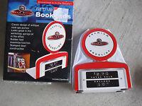 John Bull Garage Steel Classic Gasoline Pump Bookends NIB