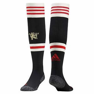 Manchester United Mens Socks Home Kit 2021/22 OFFICIAL Football Gift