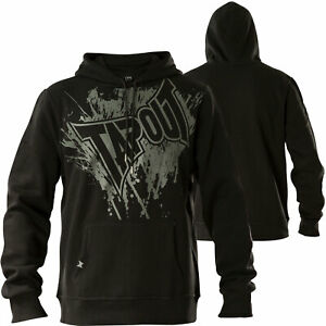 TapouT Mens SMALL BIG BANG Hoodie NEW UFC MMA Long Sleeve Hoody
