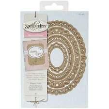 Spellbinders Nestabilities Decorative Elements Dies Elegant Ovals 879216021808