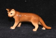 Hagen Renaker Abyssinian Cat Figurine