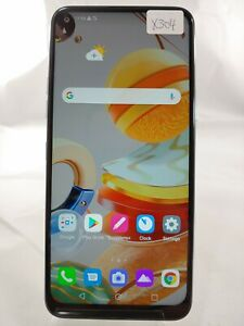 LG K61 LM-Q630 128GB GSM Unlocked Smartphone Android Cellphone White  X304