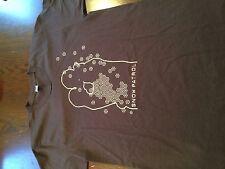 NWOT SNOW PATROL Love Embrace Band T Shirt (S) Alternative Brit Pop Indie Music
