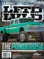 DUB Magazine LFTD & LVLD  2019  The Ponderosa