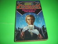 Breakfast In The Ruins By Michael Moorcock 1st Avon Print May 1980 Paperback
