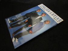 Police & Sting Japan Archive Series Book in 2008 Andy Summers Stewart Copeland