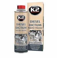 K2 limpiador sistema Inyección Diesel