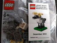 LEGO Moose 40041 Sac en Plastique Neuf Emballé