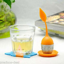 Stainless Steel Tea Infuser with Silicone loose Leaf Tea Green tea  Filter