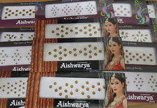 1 X LARGE PACK ASSORTED GENUINE INDIAN PARTY BINDI UK SELLER FAST DELIVERY