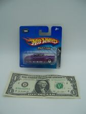 Hot Wheels Pink Tail Dragger - Red Lines #5 of 5 - 2003 - Short Card