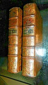 SPIELMANN-INSTITUTS DE CHYMIE-1770-TABLEAU DEPLIANT-RELIE-177-EDITION ORIGINALE-