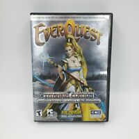 EverQuest: Titanium Edition PC Complete 5 Discs: 10 Expansion Packs