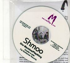 (FU924) Shmoo, She Machine / Plaything - 2006 DJ CD