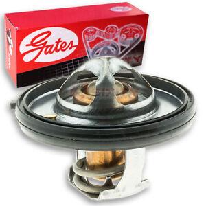 Gates Engine Coolant Thermostat for 2007-2011 Dodge Nitro 3.7L V6 Cooling dg