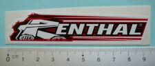 Renthal Sticker Aufkleber Mountainbike Enduro Downhill Freeride BMX (REN001)