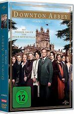 DOWNTON ABBEY, Staffel 4 (Maggie Smith) 4 DVDs NEU+OVP