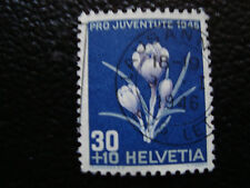 SUISSE - timbre yvert et tellier n° 426 obl (A14) stamp switzerland